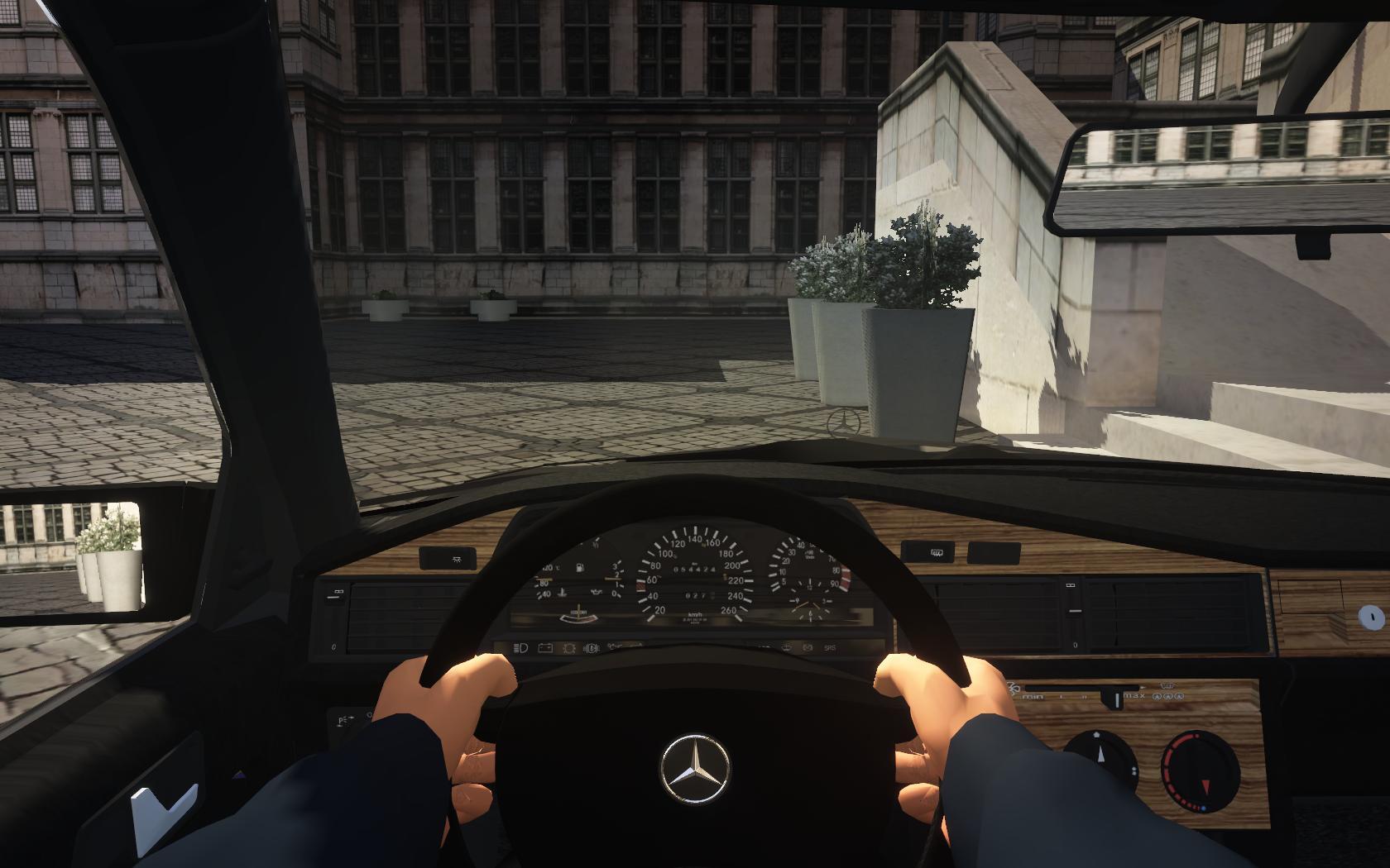 Dateien ds mercedes 190e w201 sportline cabrio tuned for Spiegel unlocker
